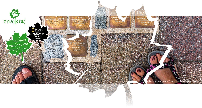 Żydowskie kamienie pamięci w Ansbach