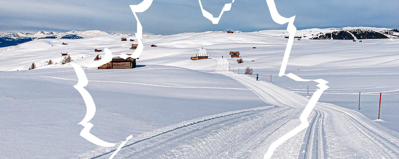 Białe Alpe di Siusi