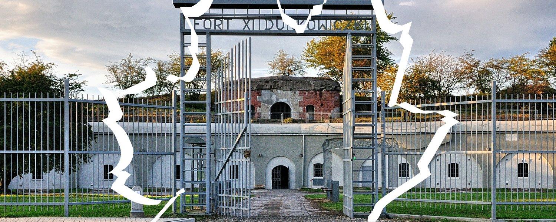 Twierdza Przemyśl - Fort XI Duńkowiczki