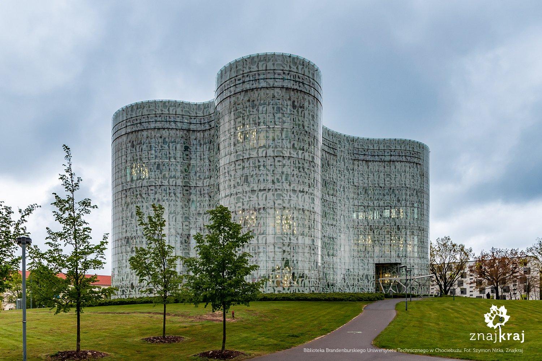 Biblioteka Brandenburskiego Uniwersytetu Technicznego w Chociebużu