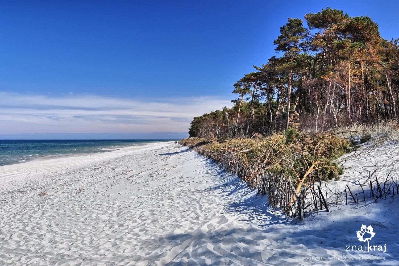 Rajska plaża na Helu