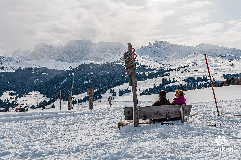 Alpe di Siusi - Seiser Alm - Dolomity