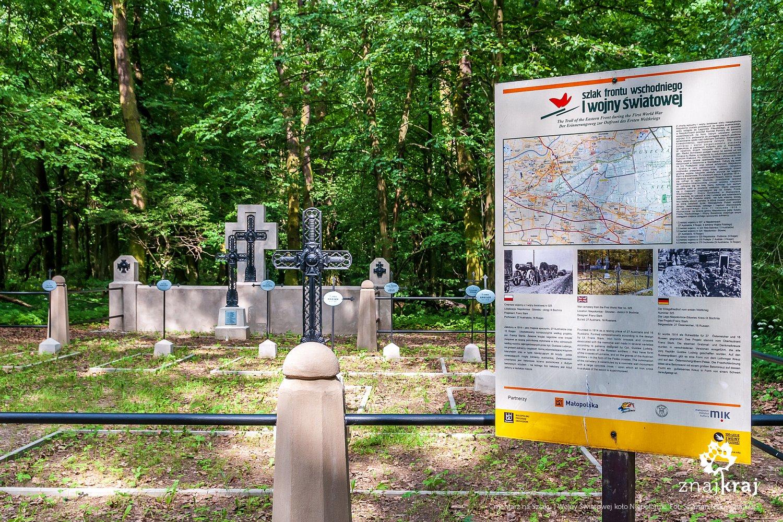 Cmentarz na Szlaku I Wojny Światowej