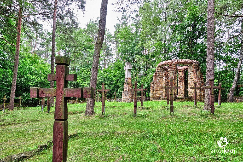 Cmentarz wojskowy nr 6 w Krempnej