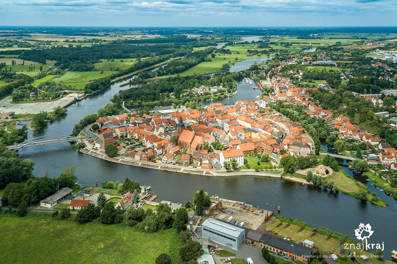 Hanzeatyckie Miasto Havelberg