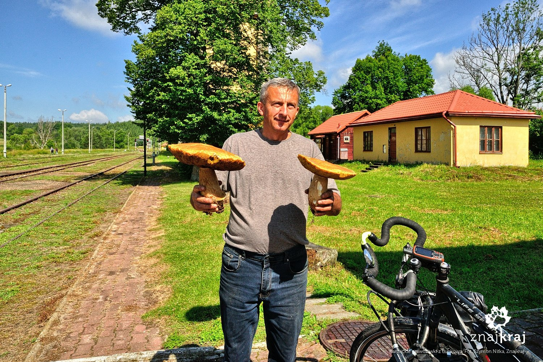 Karpackie prawdziwki z Łupkowa