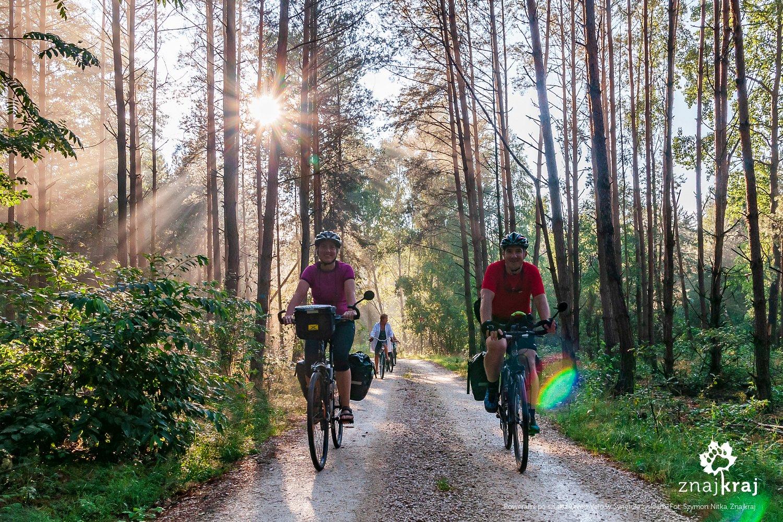 Rowerami po szlaku Green Velo w Świetokrzyskiem