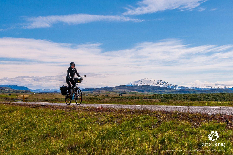 Rowerem po Islandii