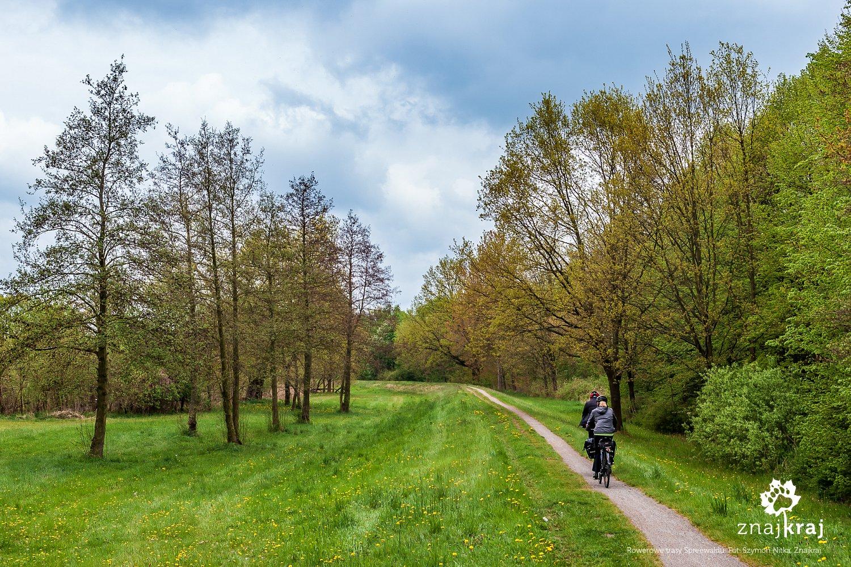 Rowerowe trasy Spreewaldu