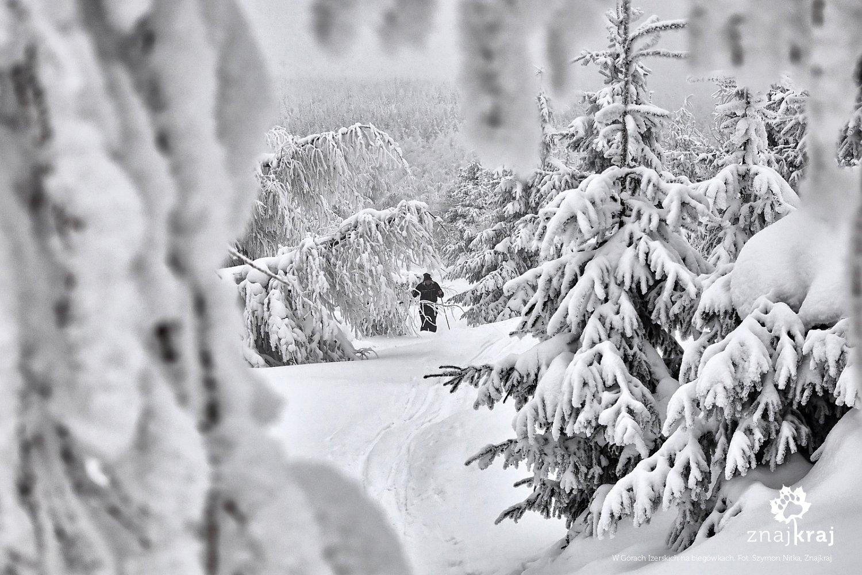 Warunki na szlakach w Górach Izerskich