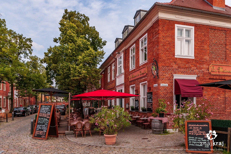 Pensjonat w Kwartale Holenderskim w Poczdamie