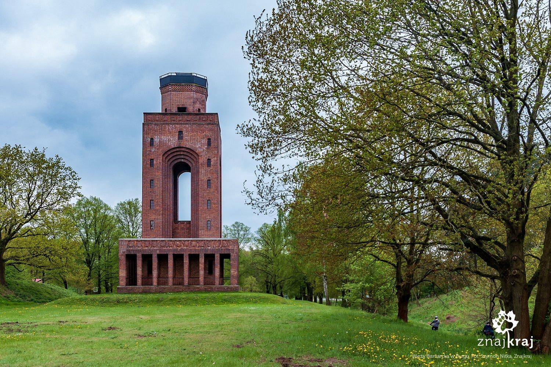 Wieża Bismarcka w Burgu