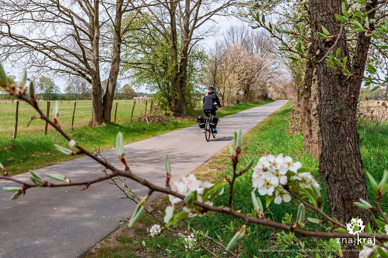 Wiosna na rowerowych trasach Niemiec