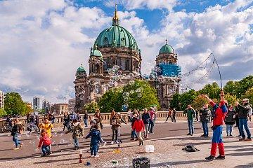 Berlindom - katedra w Berlinie
