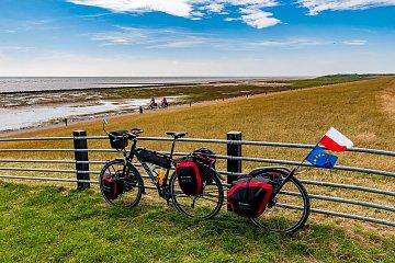 Holandia na rowerze - Morze Wattowe, Fryzja i Groningen