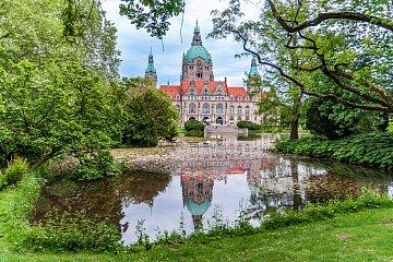 Nowy Ratusz w Hanowerze