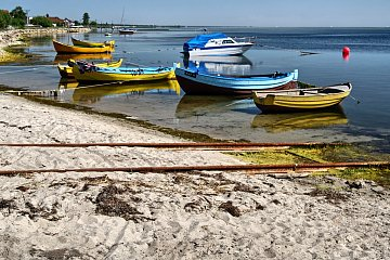 Port w Kuźnicy