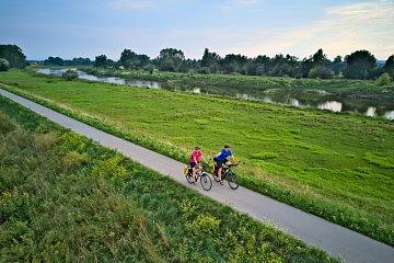 Trasa rowerowa sieci Velo Małopolska